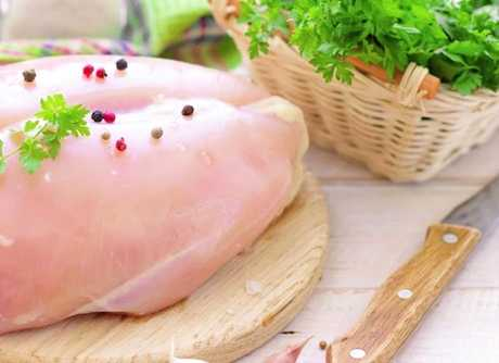 В России подешевело куриное мясо