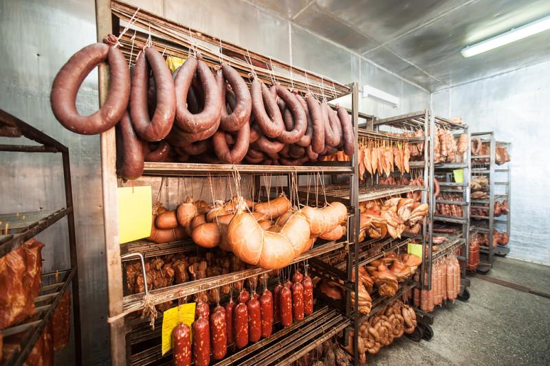 Росстат: за 11 месяцев производство колбас выросло на 1,1%